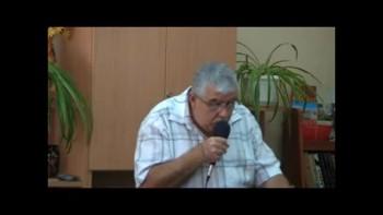 Пастор  Фахри  Тахиров  -  И няма създание , което да не е явно пред Бога