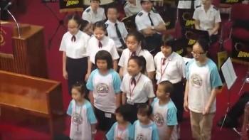 20110806兒童詩班
