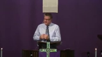 Sermon Monroeville First Baptist 2011-07-24