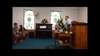 Blackwater UMC Children's Sermon - August 14, 2011