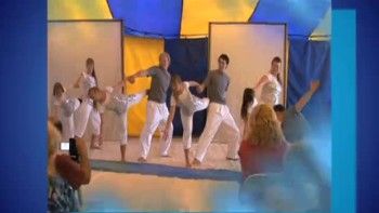 'Divin' In'! - LIVE Dance performance