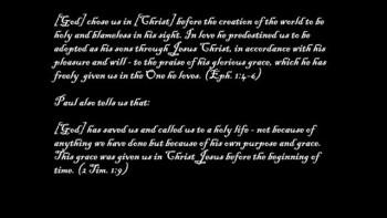 God's Sovereign Control Over Faith & Salvation (Part 1)