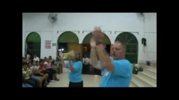 2011-01-30 Mission Highlights - Iglesia Bautista Libertad (Managua, NI) Adults/Teens
