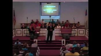 GRBC AM Sermon 7-17-11 Bro Cal Hampton