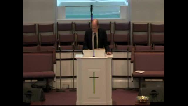 GRBC PM Sermon 7-24-11 Bro Jeff Stiles