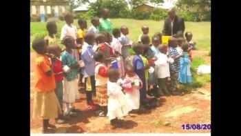 Giving Back to Kenya