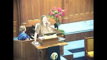 Sermon July 17th, 2011