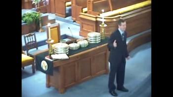 Sermon August 14th, 2011