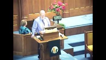 Sermon July 10th, 2011