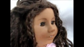 Camping with a DIVA! An American Girl doll movie