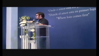 Joshua Carvalho, Unidad, Predicacion