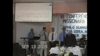Igreja Batista Betel de Bauru - Ministração Livro de Isaias 53