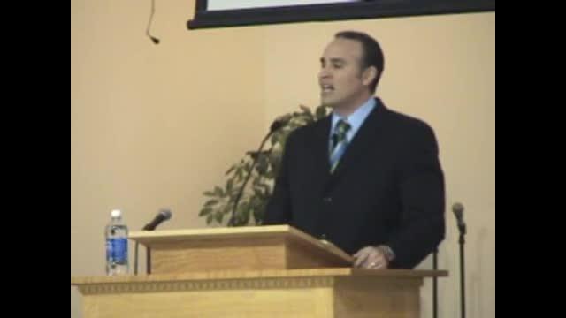 El Libro de Apocalipsis: Una Cronología del Fin de los tiempos Ap 1:1-8