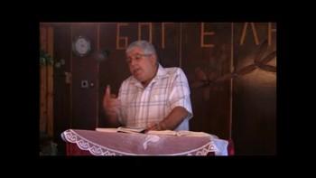 Пастор  Фахри  Тахиров  -  Ти се грижиш и безпокоиш за много неща , но едно е потребно
