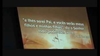 PAstor Paulo Carvalho. A  Voz de Deus