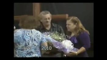 Igreja Batista Betel de Bauru - Homenagem da Igreja ao Pastor Quintanilha