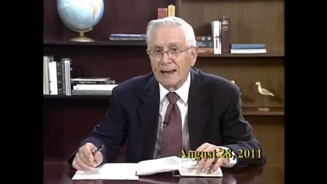 Bill Tolar's Life Lesson Preview for August 28