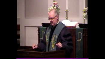 Thoburn United Methodist Church Sermon August 21, 2011