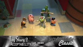 TOY STORY 2 classic review