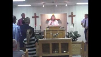 The Carter Family Singing and Preaching