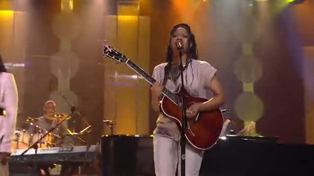 forever Jones - Heaven (Live)
