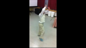 Daniel Prophetic Dance