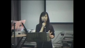 Kei To Mongkok Church Sunday Service 2011.08.21 Part 1/3