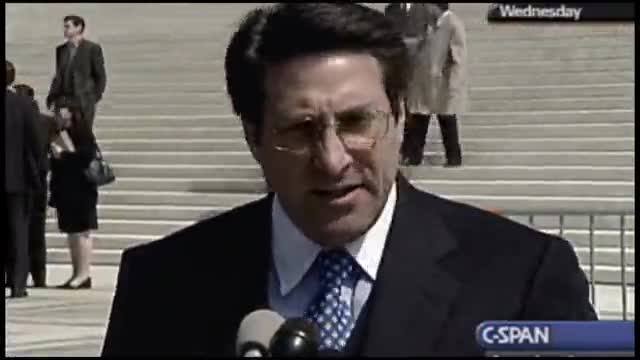 Jay Sekulow on Elk Grove Unified School District v. Newdow