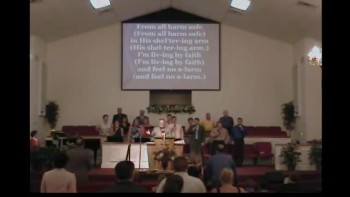 Living by Faith - Tabernacle Baptist