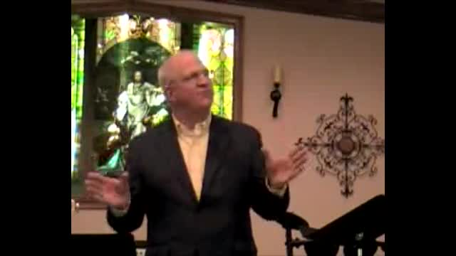 Heaven - part 1 - Msg 3 - by Dr Philip Riegel