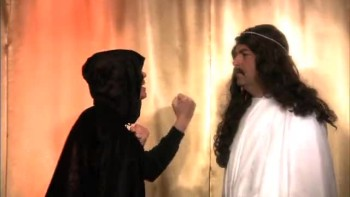 'Satan vs Jesus' - You don't want those people!