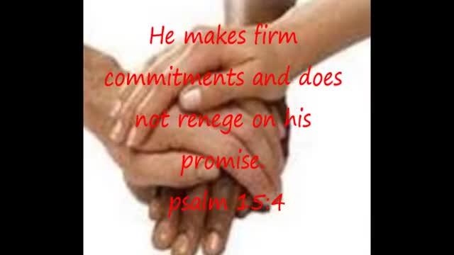 psalm 15 (with words saints raw centuries)