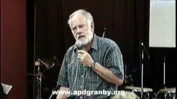 Gilles Pominville - La présence de Dieu, c'est ce qu'il nous faut