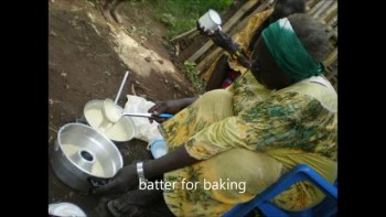 Baking a Cake African Style