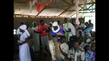 South Sudan Christians in Lui