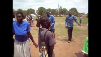 Mundri Sudan Tribal Dancing