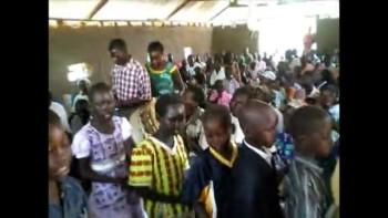 Lui Village Youth Choir