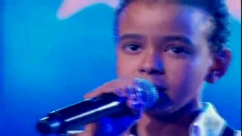 Another Heartstopping Performance From Child Brazilian Singer