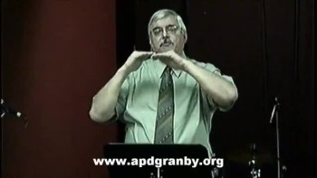 Serge Pinard - Avoir une relation fervente avec Dieu