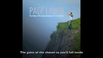 The Valley of Menacing Shadows (Music & Lyrics) - Page Lynch