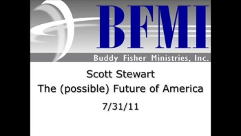 Scott Stewart - The (possible) Future of America