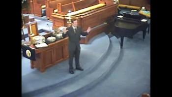 Sermon August 28th, 2011