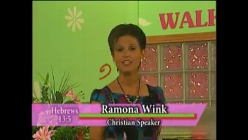 Walk the Walk with Ramona Wink-Mighty Prayers for God's Mercy Move Mountains!-9-7-2011