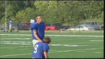 Vietnam Veteran turned College Football Kicker