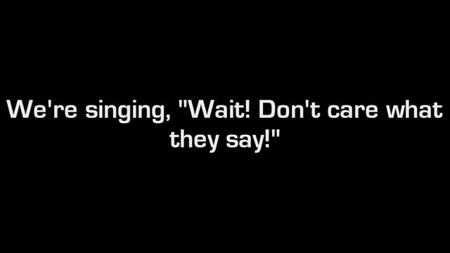 Switchfoot - Dark Horses Lyrics