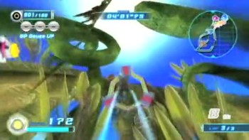 Sonic Riders Zero Gravity T4