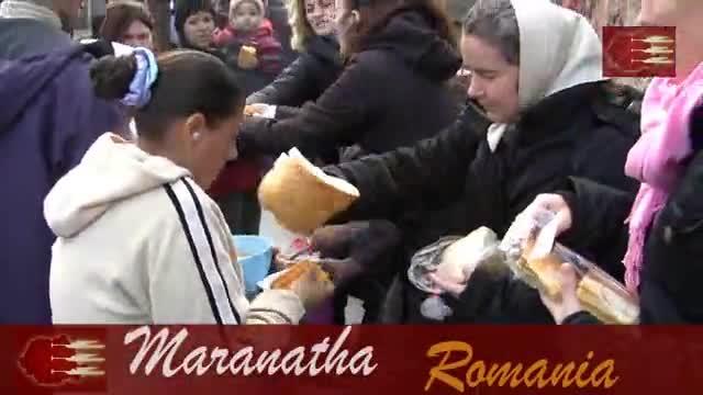 Adventist Mission - Food for poor people