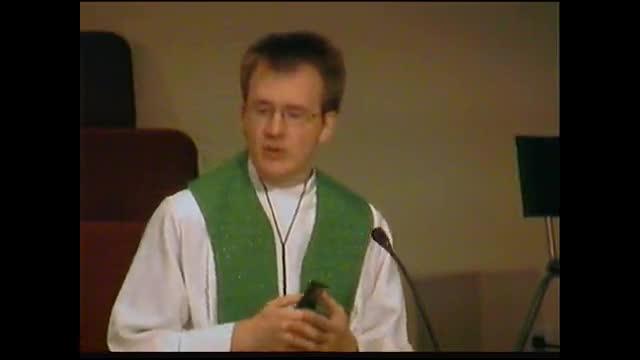 Ascension Lutheran Church Sermon