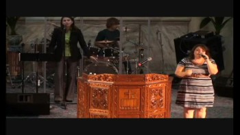 Trinity Church Worship 7-3-11 Part-3
