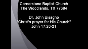 CBC The Woodlands, TX Sept 4, 2011 Dr. John Bisagno